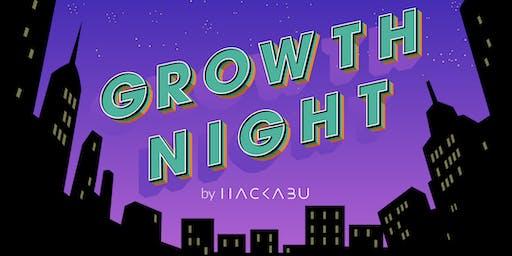 Growth Night by Hackabu | Scale-Ups