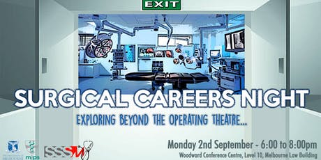 Surgical Careers Night: Exploring Beyond the Operating Theatre tickets