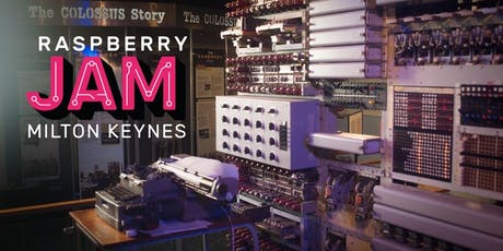 Milton Keynes Raspberry Jam - October 2019 tickets