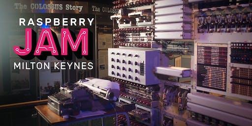 Milton Keynes Raspberry Jam - October 2019