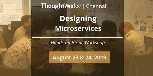 Hands-on Hiring Workshop on Designing Microservices