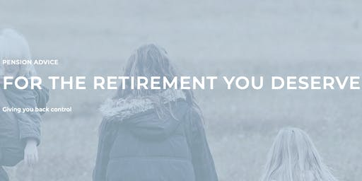 A Full Morning Focussed on Planning Your Retirement