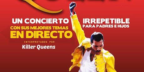 ROCK EN FAMILIA: Descubriendo a Queen - León entradas