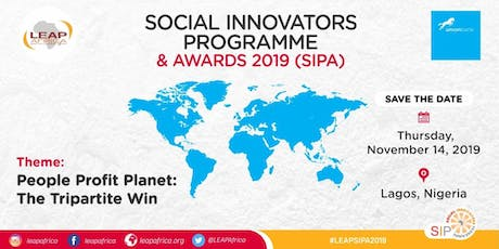 Social Innovators Programme and Awards 2019 tickets