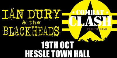 Tribute to The Clash & Ian Dury @ Hessle Town Hall