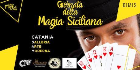 Giornata della Magia Siciliana biglietti