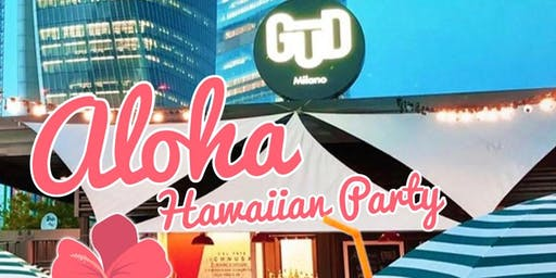 Aloha Hawaiian Party @ Gud Milano