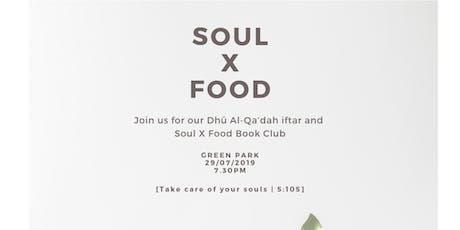 Soul X Food   II tickets