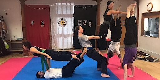 Acrobatics & Acro-yoga