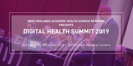Digital Health Summit 2019 tickets