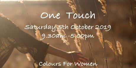 Colours For Women 2019 tickets