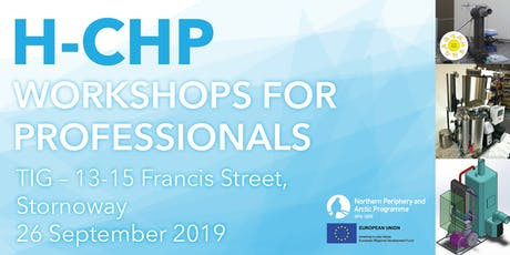 H-CHP Workshop for professionals tickets