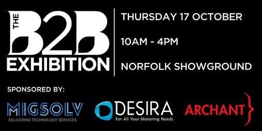 The B2B Exhibition 2019