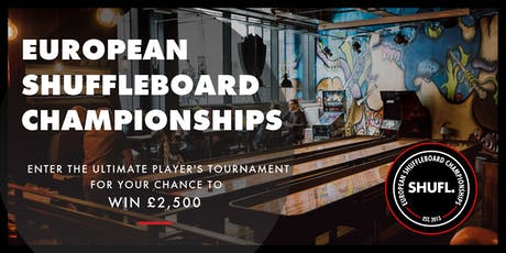 European Shuffleboard Championships tickets