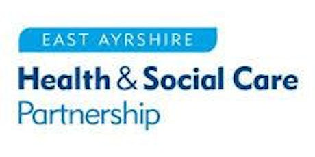 East Ayrshire HSCP: Co-producing a Partnership Provider Statement Workshop4 tickets