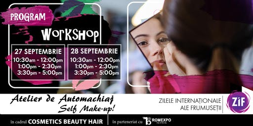 ATELIER de Automachiaj | Self Make-Up | ZIF 2019