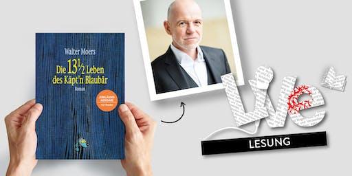 LESUNG: Dietmar Wunder liest aus 13 1/2 Leben des Käpt'n Blaubär