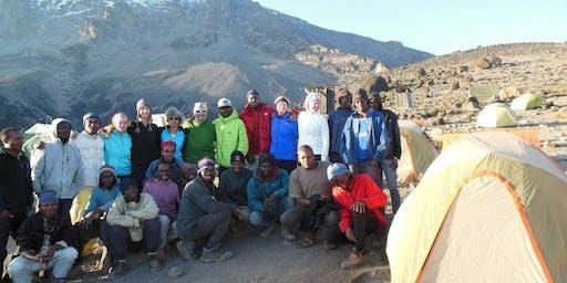 Kilimanjaro + Safari August 2019