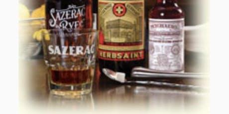 Bourbon tales & a Cocktail tasting  tickets