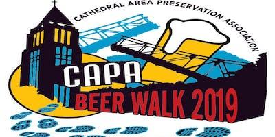 CAPA Beer Walk 2019