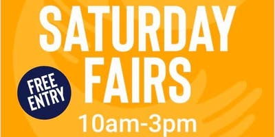 Marketplace Fair Stall NOW ONLY £10.00 for remainder of October
