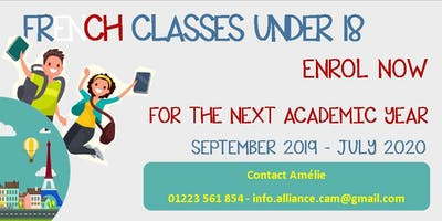 French Under 18 Group Classes