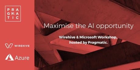 Maximise the AI opportunity tickets
