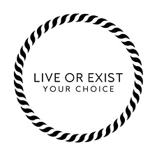 Live Or Exist, Your Choice logo