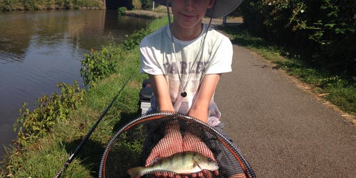 Free Let's Fish! Market Harborough - Learn to Fish Sessions
