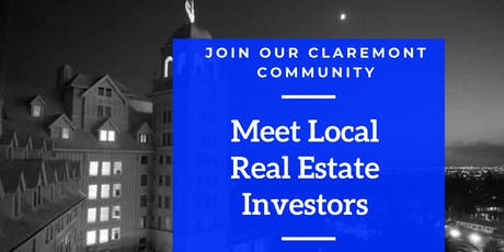 Claremont CA- Real Estate Investing FREE Workshop tickets