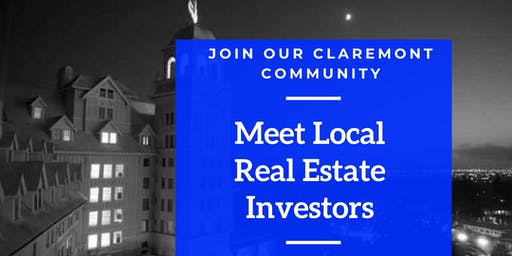 Claremont CA- Real Estate Investing FREE Workshop