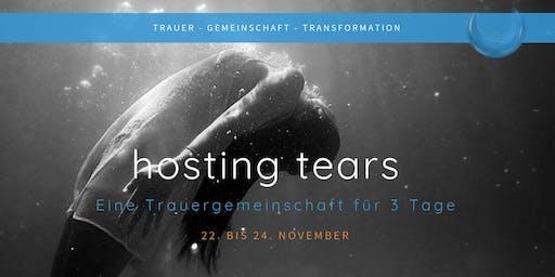 Hosting Tears: Trauergemeinschaft für 3 Tage