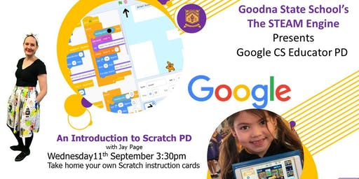 The STEAM Engine Presents an Introduction to Scratch