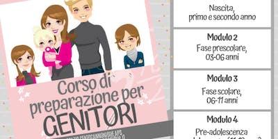 Corso di preparazione per Genitori (MODULO 1)