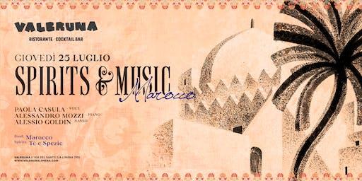 Spirits & Music - Marocco