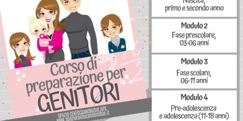 Corso di preparazione per Genitori (MODULO 4)