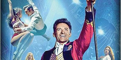 Greatest Showman - Cinema in the Park