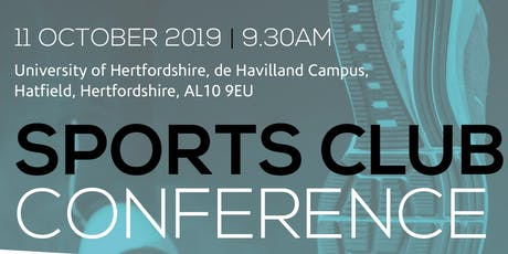 Sports Clubs Conference tickets