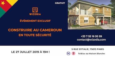 Construire au Cameroun en toute sécurité billets