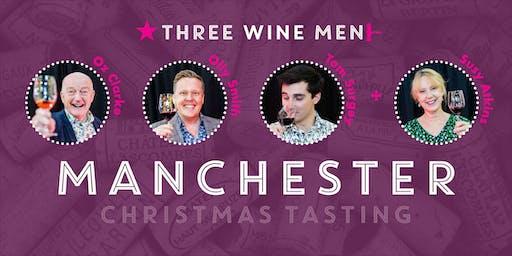 Three Wine Men Manchester Christmas Tasting