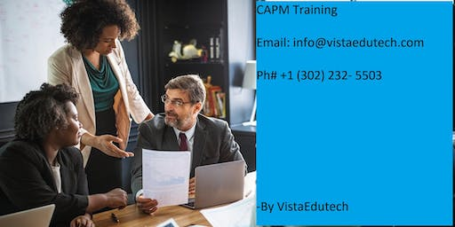 CAPM Classroom Training in Atherton,CA