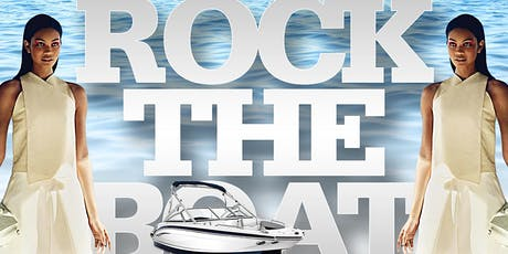 CIROC  THE BOAT - ALL WHITE SUMMER CRUISE tickets