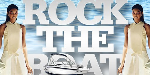CIROC  THE BOAT - ALL WHITE SUMMER CRUISE