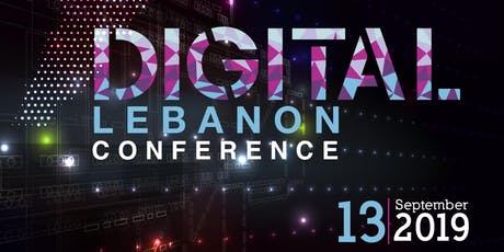 Digital Lebanon Conference tickets