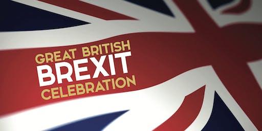 The Great British BREXIT Celebration