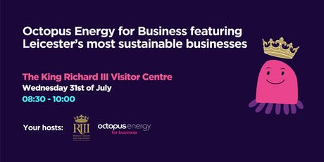 Octopus Energy for Business - Leicester Networking Breakfast tickets