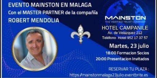 MAINTON Formación Socios y Presentación Invitados