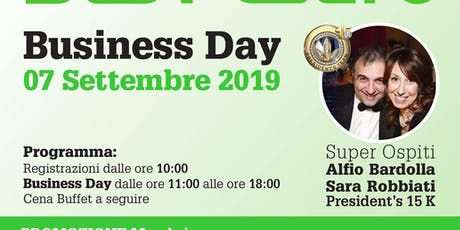 Business Day biglietti