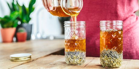 Making Herbal Infusions with Honey tickets