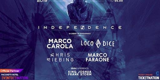 Marco Carola Loco Dice Chris Liebing Summer Beach Arena Rimini 14 Agosto